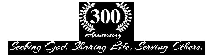 FCCP 300th Anniversary Graphic